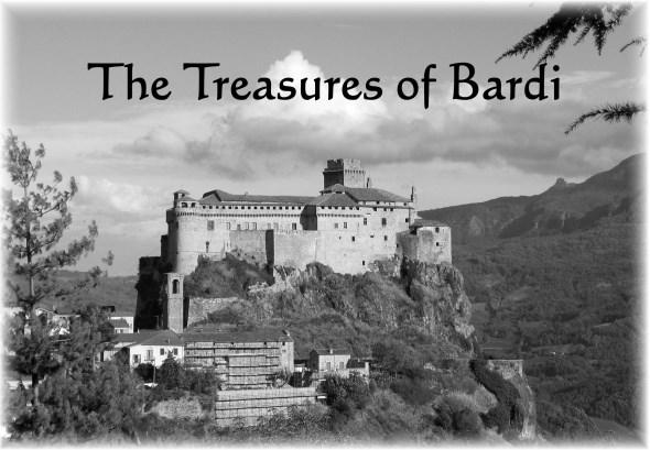 TREASURE OF BARDI CASTLE