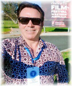 Mr. Morris @ cinefestOZ