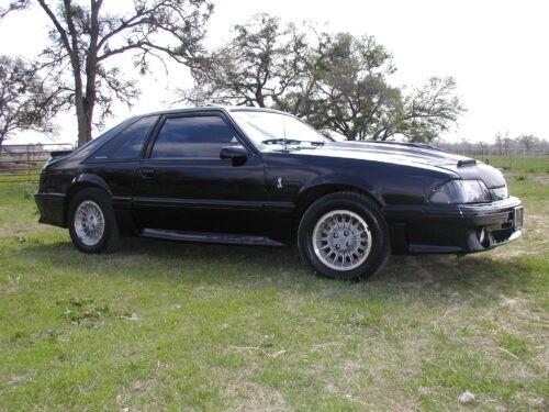 My 90 Mustang